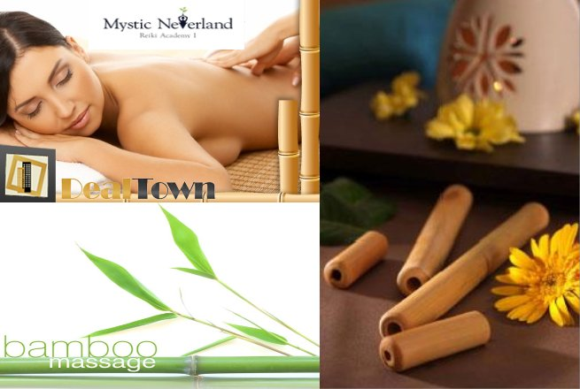Bamboo Massage, Thai foot Massage & Reiki εικόνα