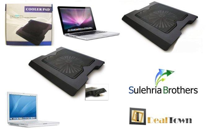 Βάση ψύξης Coolerpad!! 12€ από 25€ για μία βάση ψύξης Coolerpad, με δυνατότητα παραλαβής από το κατάστημα SULEHRIA BROTHERS στην Ομόνοια ή 15.50€ από 28,50€ με πανελλαδική αποστολή στο χώρο σας. Άψογος σχεδιασμός για τέλεια ψύξη του φορητού σας υπολογιστή.