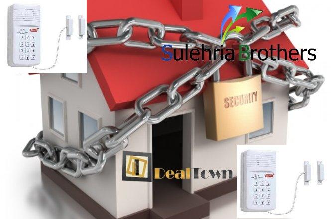 Secure Pro Alarm System!! 17,90€ από 50€ για 2 συναγερμούς Secure Pro Alarm System, χωρίς κόστος εγκατάστασης, χωρίς καλώδια σύστημα ασφαλείας για πόρτες & παράθυρα, με δυνατότητα παραλαβής από το κατάστημα SULEHRIA BROTHERS στην Ομόνοια ή 21.40€ από 53,50€ με πανελλαδική αποστολή στο χώρο σας.