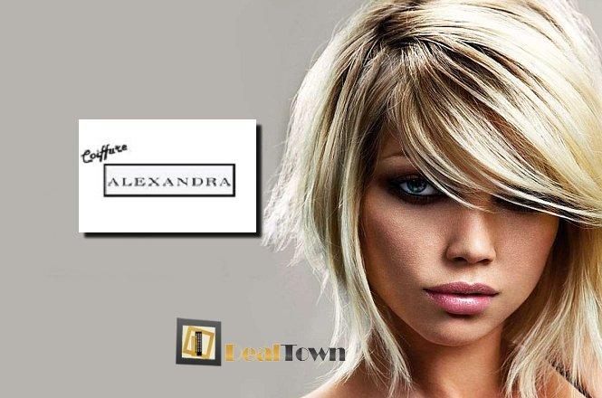 15€ για ένα πακέτο ανανέωσης μαλλιών που περιλαμβάνει μια (1) βαφή ρίζας και ένα (1) φορμάρισμα, στο Coiffure Alexandra στα Άνω Πετράλωνα!! εικόνα