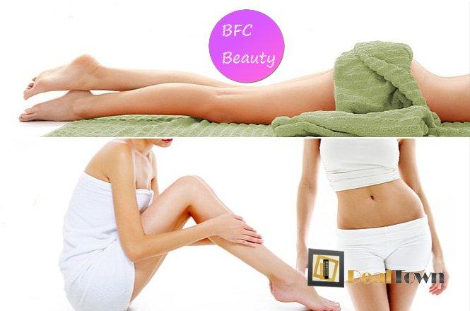 150€ για έξι (6) συνεδρίες αποτρίχωσης με το Laser nd: Yang, σε full πόδια KAI full bikini, από το Ινστιτούτο ομορφιάς B.F.C. στο Παγκράτι. Απαλλαγείτε από την τριχοφυΐα γρήγορα και εύκολα!! εικόνα