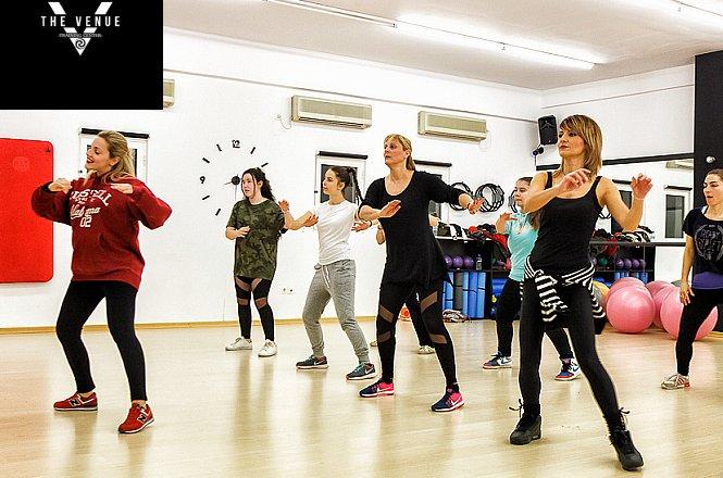 25€ από 45€ για δώδεκα (12) μαθήματα χορού Latin & Oriental στον πολυτελή χώρο του The Venue Training Center, στον Αγ. Δημήτριο! Έκπτωση 44%!! εικόνα