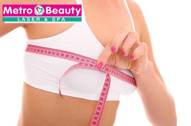 49€ για ένα ολοκληρωμένο πρόγραμμα δώδεκα συνεδριών, αναίμακτης ανόρθωσης στήθους με την επαναστατική μέθοδο Breast Lift Therapy!! Aπό τα κέντρα αισθητικής Metro Beauty Laser & Spa στο Μετρό Ελληνικού!! εικόνα