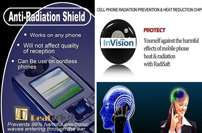 10€ για μια (1) Ηλεκτρομαγνητική Ασπίδα για SmartPhones & Tablets (Anti-Radiation Shield), με δυνατότητα παραλαβής από το κατάστημα InVision στη Λυκόβρυση και 13€ για πανελλαδική αποστολή στον χώρο σας, από το κατάστημα InVision στη Λυκόβρυση!! εικόνα