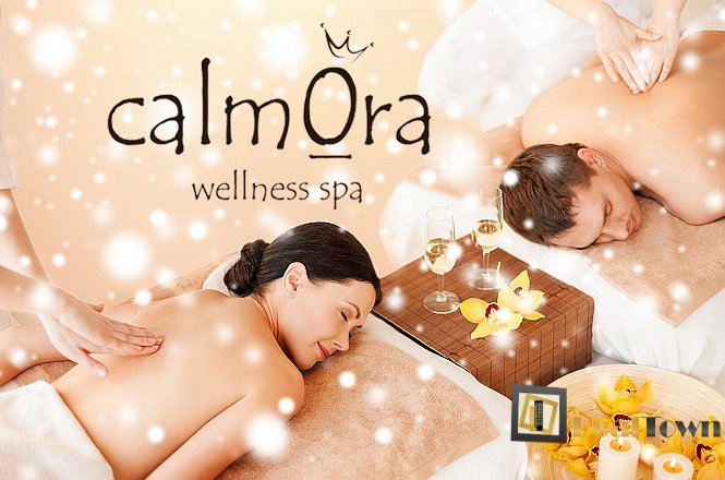 59€ για ένα πακέτο Roses & Relax που περιλαμβάνει Aromatic Steam Bath με αιθέρια έλαια, cocoon brushing peeling, massage με 3 διαφορετικά κεριά, mini hydrating facial για τις γυναίκες, περιποίηση προσώπου για τους άντρες και καλωσόρισμα με σαμπάνια και σοκολατάκια, στο Calmora Wellness Spa στο Μαρούσι!! Έκπτωση 51%!! εικόνα