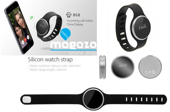 52.50€για ένα Fitness Watch Innomark FIT2GO Μαύρο - Ασημί, από το Mikromagazo.gr στην Θεσσαλονίκη. Αναγνωρίζει και καταγράφει αυτομάτως τις ασκήσεις σας, ώστε να μπορείτε να παρακολουθείτε τις προπονήσεις σας με ευκολία. εικόνα