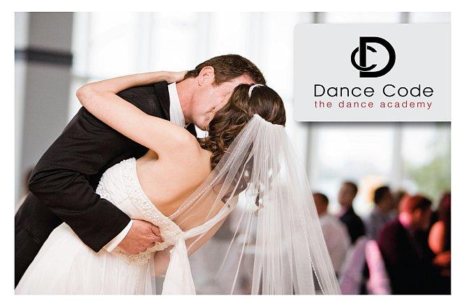 128€ από 320€ για μια χορογραφία γάμου (10 ωριαία ατομικά μαθήματα) στην σχολή χορού Dance Code, στο Χαλάνδρι. Έκπτωση 60%!! εικόνα