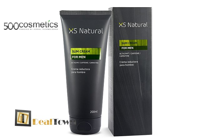 28.90€ από 59.95€ για μία κρέμα XS Natural μείωσης λίπους για άνδρες είναι ένα προϊόν που δρα κατά του τοπικού λίπους, ειδικά στην κοιλιά και στην περιφέρεια της μέσης, με ΔΩΡΕΑΝ Πανελλαδική Αποστολή στο χώρο σας από την εταιρεία 500Cosmetics.