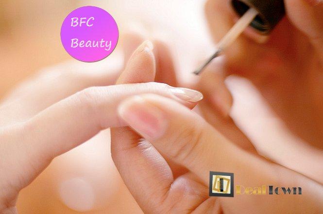 10€ για δυο manicure (χρώμα ή γαλλικό) με ημιμόνιμη βαφή με λάμπες LED & επαγγελματικά βερνίκια Essie, από το Ινστιτούτο ομορφιάς B.F.C. στο Παγκράτι!!
