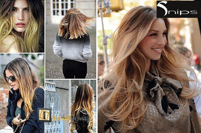 25€ από 90€ για μια (1) εφαρμογή της Τεχνικής Ombre Hair για φυσική διχρωμία, στο Ολοκαίνουργιο Κομμωτήριο Snips στο Αιγάλεω. Έκπτωση 72%!! εικόνα