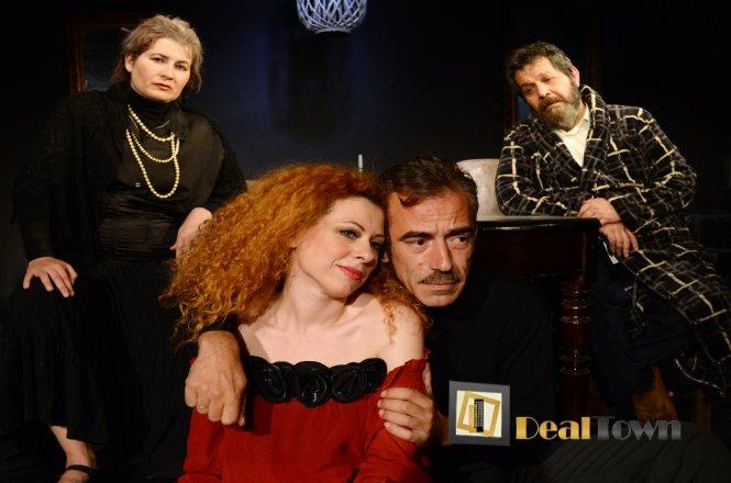 8€ για την είσοδο ενός (1) ατόμου στη θεατρική παράσταση Περλιμπλίν και Μπελίσα του Φεδερίκο Γκαρθία Λόρκα, στο θέατρο Εκάτη. Ένα έργο που υμνεί τον έρωτα με ένα σπάνιας ομορφιάς τρόπο και δικαίως θεωρείται από τα αριστουργήματα του παγκόσμιου θεάτρου!!