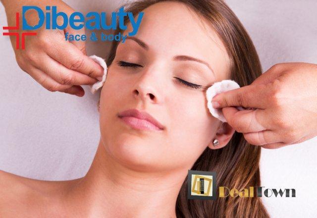 20€ για έναν (1) καθαρισμό προσώπου με ατμό και όζον που έχει υψίσυχνα ρεύματα για αποστείρωση του δέρματος μετά τον καθαρισμό. Τέλος γίνεται όπως και σε όλες τις θεραπείες μάλαξη με ορούς υαλουρονικού οξέος και βιταμινών και καταπραϋντική μάσκα. ΔΩΡΕΑΝ Skin Analysis στο κέντρο αισθητικών εφαρμογών Di Beauty στο Παγκράτι!! εικόνα