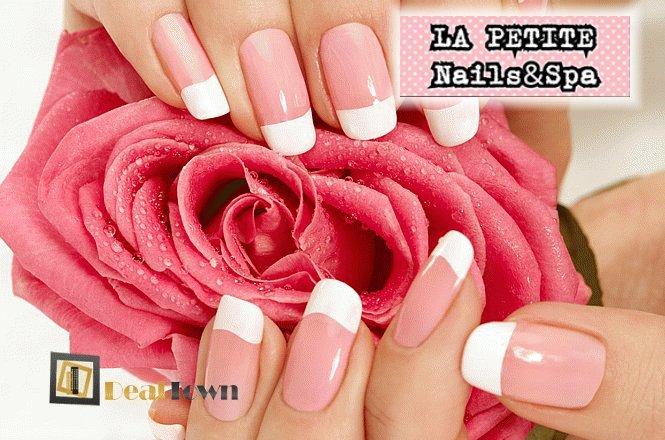 20€ από 40€ για ένα (1) ολοκληρωμένο ημιμόνιμο manicure & ένα (1) ολοκληρωμένο ημιμόνιμο pedicure & ένα (1) σχηματισμό φρυδίων ή 24€ από 40€ για τεχνητά νύχια με gel ή tips με βάψιμο σε χρώμα ή γαλλικό από το κατάστημα La Petite Nails & Spa στο Παγκράτι!!