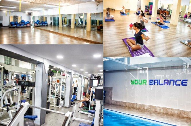39€ από 75€ για τρεις (3) μήνες συνδρομή με συμμετοχή στα ομαδικά προγράμματα και χρήση οργάνων, στο Your Balance Gym στην Αργυρούπολη. Για όσους ξεκινούν τώρα τη γυμναστική, για όσους βρίσκονται χρόνια στο χώρο του Fitness, καθώς και για εκείνους που ψάχνουν μια δίοδο στην εκτόνωση το Your Balance στην Αργυρούπολη είναι ο ιδανικός προορισμός. εικόνα