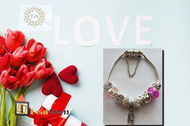 Από 27€ για ένα υπέροχο γυναικείο βραχιόλι Pandora Style-MURANO MIX. Αποκλειστικά από το Time4Style στην Αθήνα. Δυνατότητα παραλαβής από το κατάστημα ή και με πανελλαδική αποστολής στον χώρο σας!!