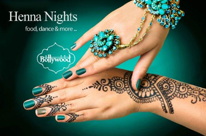 15€ το άτομο για δοκιμάσετε αυθεντικές ινδικές συνταγές και να ανακαλύψετε τα αρώματα που συνθέτουν ένα παραδοσιακό ινδικό μπουφέ σε Tattoo Night (δωρεάν henna tattoo για όλους) Παρασκευή 23/03 ή Indian Oriental Night (με τον σαγηνευτικό χορό της Αναστασίας Βιλλιώτη) Σάββατο 24/03, στο εστιατόριο Bollywood κοντά στο μετρό του Κεραμεικού!! εικόνα
