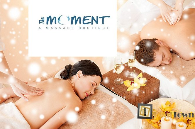 40€ Full Body Relax Natural Massage με Olive Oil ή Essential Oils και Φυσικό Peeling Σώματος Cocoon Brushing, για 2 άτομα, στο SPA The Moment A Massage Boutique στο Κουκάκι (Μετρό Συγγρού Φιξ).