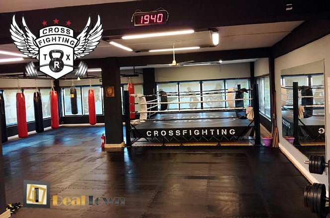 179€ για έξι μήνες απεριόριστα μαθήματα Πολεμικών Τεχνών (Αυτοάμυνας Gregy's Kenpo, Kick Boxing, Πυγμαχίας) και Fitness (TRX και Crossfit), στο Crossfighting Fitness Club στο Χαϊδάρι! εικόνα