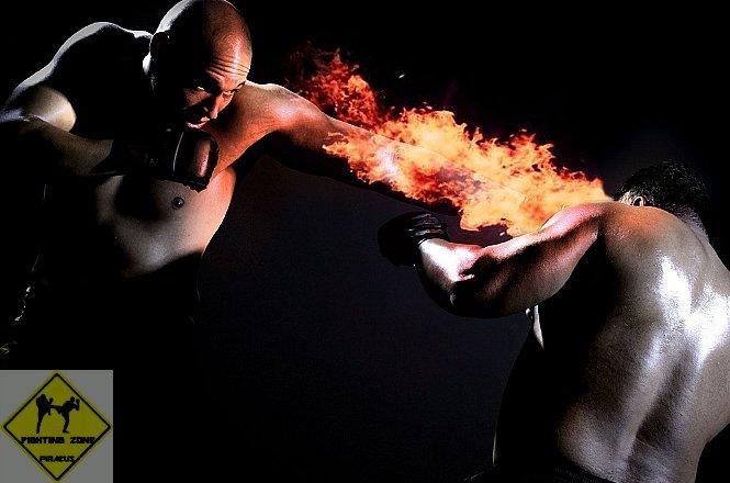 20€ για έναν (1) μήνα συνδρομή στο Fighting Zone στον Πειραιά για MMA!! Οι μεικτές πολεμικές τέχνες είναι ένα μαχητικό άθλημα πλήρους επαφής που επιτρέπει τη χρήση τόσο των χτυπημάτων όσο και των λαβών, είτε από όρθια θέση είτε από το έδαφος. Έκπτωση 50%!!