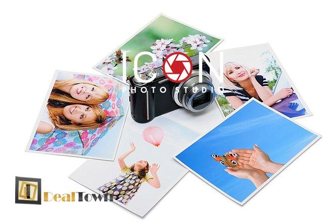 Από 10.90€ για εκτύπωση ψηφιακών φωτογραφιών 10x15 σε ματ ή γυαλιστερό χαρτί και Αποθήκευση σε CD, από το Icon Photo Studio στο Κέντρο της Θεσσαλονίκης.