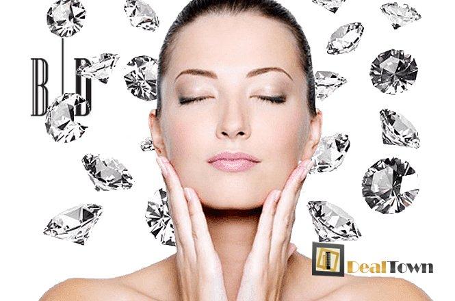 12€ για μια συνέδρια Δερμοαπόξεσης προσώπου με διαμάντι, στο ολοκαίνουργιο Beauty Drop στην Αθήνα!! H δερμοαπόξεση με διαμάντια σύμφωνα με την Ένωση Πλαστικών Χειρουργών της Αμερικής αποτελεί μία από τις 5 κορυφαίες μη-επεμβατικές θεραπείες με ορατά & άμεσα αποτελέσματα!! Έκπτωση 78%!!