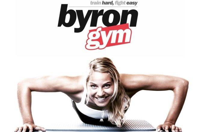 45€ από 90€ για τρεις μήνες συνδρομή με συμμετοχή στα ομαδικά προγράμματα στο γυμναστήριο Byron Gym στον Βύρωνα. ΔΩΡΟ με την αγορά της προσφοράς μια συνεδρία με διατροφολόγο & μια συνεδρία TRX. Έκπτωση 50%!! εικόνα