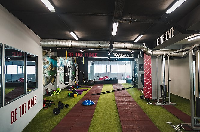 39€ από 80€ για δώδεκα (12) συνεδρίες Functional Training σε Group έως 6 άτομα στο νεοσύστατο Personal Studio Be the one Number1 στην Ηλιούπολη! Έκπτωση 51%!! εικόνα