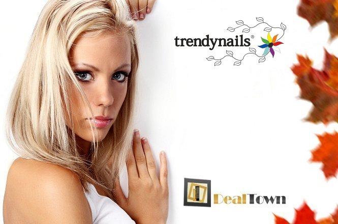 30€ για βαφή ρίζας μαλλιών, κούρεμα, χτένισμα και θεραπεία αναδόμησης μαλλιών με κολλαγόνο, στο Trendnails στο Σύνταγμα! Αφεθείτε στα χέρια των επαγγελματιών και αποκτήστε ένα ανανεωμένο Look!! εικόνα