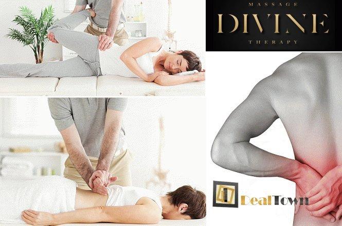 18€ από 40€ για ένα full body θεραπευτικό μασάζ ή full body αθλητικό μασάζ και shiatsu ή μασάζ προσώπου στο υπέροχο χώρο του Divine MASSAGE Therapy στο Γαλάτσι. Μια πραγματική απόδραση από την καθημερινότητα, μια χαλαρωτική εμπειρία που θα σας ταξιδέψει και θα σας αναζωογονήσει.