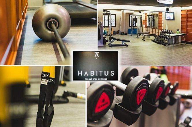 49€ από 110€ για μηνιαία συνδρομή που περιλαμβάνει απεριόριστο Personal Training σε Mini Group έως 4 άτομα και τέσσερις ατομικές συνεδρίες Personal Training στο Personal Studio Habitus στο Κολωνάκι! Ο σκοπός των γυμναστηρίων Habitus είναι να ανακαλύψετε πόσο μακριά μπορείτε να φτάσετε και τι δυνατότητες έχετε.