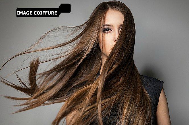 27€ για μία (1) θεραπεία μαλλιών Brazilian Keratin διάρκειας έως και 5 μήνες από το Κομμωτήριο Ιmage Coiffure στο Νέο Κόσμο (δίπλα στην στάση μετρό Συγγρού-Φίξ). Τέλειο αποτέλεσμα για μείωση του όγκου των μαλλιών και αποκτήστε λαμπερά, ίσια & πλούσια μαλλιά. εικόνα