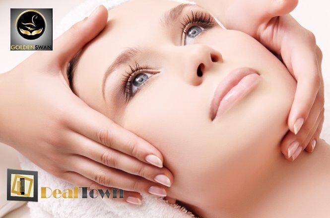 29.90€ για στιγμές χαλάρωσης & ομορφιάς στο Golden Swan Massage στην Καλλιθέα. Μυοχαλαρωτικό full body μασάζ & περιποίηση προσώπου!! εικόνα