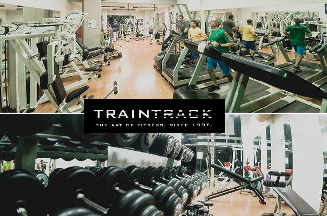 25€ για τρεις (3) μήνες συνδρομή στο Train Track Gym στην Κηφισιά αποκλειστικά για χρήση οργάνων + ΔΩΡΟ μία (1) συνεδρία EMS!!