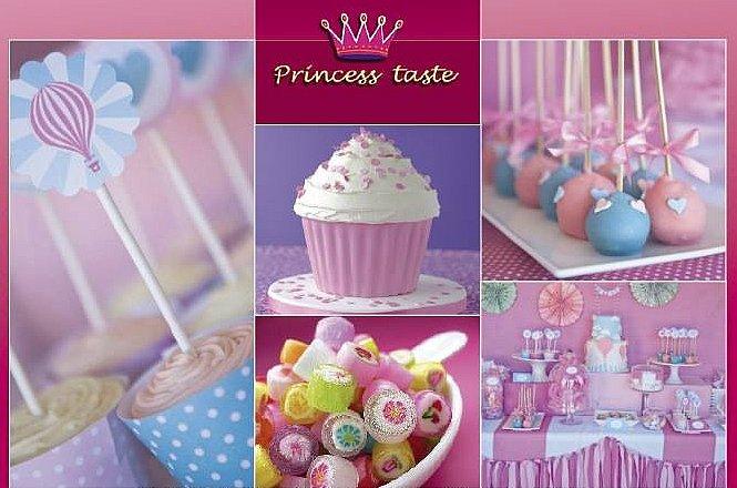 30€ για εικοσιπέντε ατομικά, μεγάλα, χειροποίητα μπισκότα βουτύρου ή εικοσιπέντε cupcakes ή 40€ για πενήντα μικρά μπισκότα ή πενήντα mini cupcakes ή 45€ για σαράντα cake pops από το Princess Taste στη Νέα Κηφισιά. εικόνα
