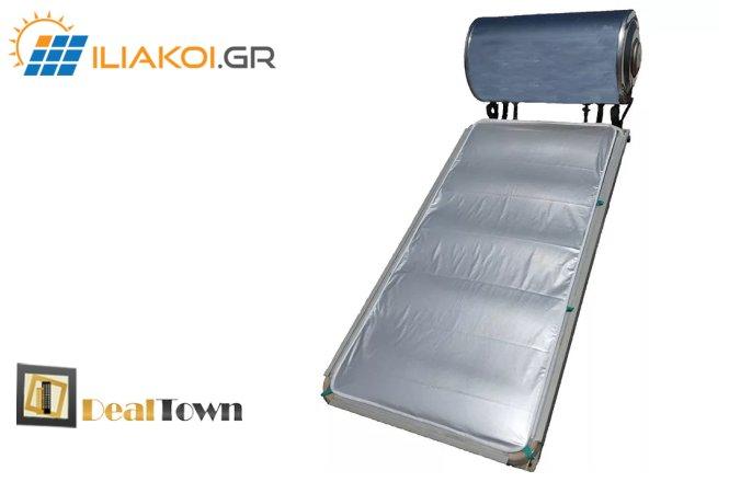 Από 12.80€ Κάλυμμα Ηλιακού Panel Metalika, από το iliakoi.gr στην Αργυρούπολη και με δυνατότητα πανελλαδικής αποστολής!! Προστατεύει το πάνελ του ηλιακού μας από τη φθορά των καιρικών συνθηκών και τον ηλιακό απο τις χαμηλές θερμοκρασίες. εικόνα