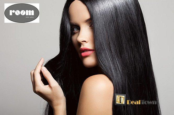 """20€ εφαρμογή θεραπείας μαλλιών """"VITAKER BRAZILIAN RE-CONSTRUCT"""", που σφραγίζει-ανασυνθέτει τα λεπτά & πολύ εύθραυστα μαλλιά. Στον υπέροχο χώρο του Room Hair Salon στο Αιγάλεω (μόλις 100μ από στάση Μετρό Αιγάλεω). εικόνα"""