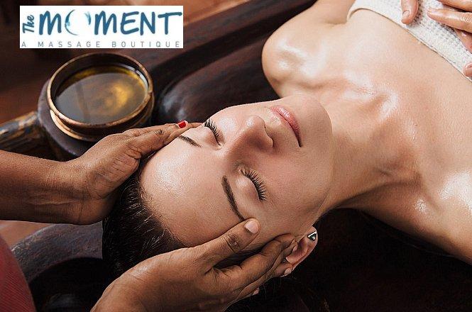24.90€ για αυθεντικό Thai-Yoga Mασάζ σε ειδικό στρώμα στο πάτωμα, συνολικής διάρκειας 60 λεπτών στο ολοκαίνουργιο SPA The Moment A Massage Boutique στο Κουκάκι (Μετρό Συγγρού Φιξ). Εμπνευσμένη ομάδα θεραπευτών μάλαξης που στόχο έχουν να προσφέρουν ποιοτικές θεραπείες μασάζ με αγνά βοιολογικά προιόντα για μέγιστα δυνατά αποτελέσματα.