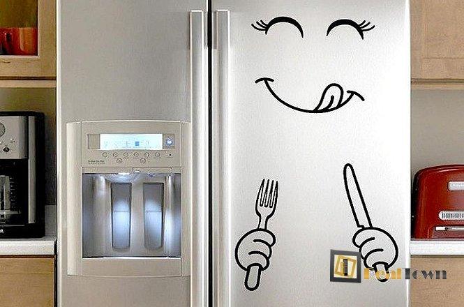 9€ σετ αυτοκόλλητων που εκπροσωπεί την έκφραση όλων μας όταν πάμε να ανοίξουμε το ψυγείο! Διακοσμήστε την πόρτα του ψυγείου σας με το πιο... yummy αυτοκόλλητο!Δωρεάν αποστολή του προϊόντος στην Αθήνα! εικόνα