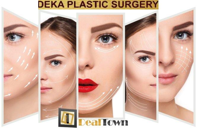 "49€ Face Lifting με 10 Νήματα PDO ή 94.90€ Face Lifting με 20 Νήματα PDO, στο ""Deka Plastic Surgery"" στο Σύνταγμα!! Aπόλυτα ασφαλή μέθοδο λίφτινγκ χωρίς χειρουργείο, χωρίς χειρουργικές τομές ή ράμματα."