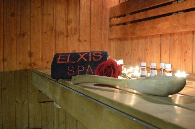 9.90€ για 1 άτομο ή 14.90€ για 2 άτομα για ΑΠΕΡΙΟΡΙΣΤΗ χαλάρωση στο χώρο του spa με SAUNA με αιθέρια έλαια στο Elxis Spa!! εικόνα