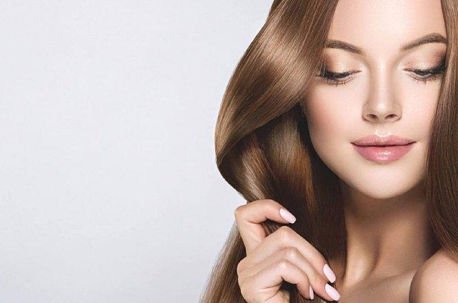40€ για επτά (7) γυναικεία χτενίσματα (ίσιο ή φλου) & επτά (7) λουσίματα & επτά (7) μάσκες θεραπείας μαλλιών ή πέντε (5) γυναικεία χτενίσματα (ίσιο ή φλου) & πέντε (5) λουσίματα & πέντε (5) μάσκες θεραπείας μαλλιών & δυο (2) manicure (spa ή ημιμόνιμο), από το Beauty Salon στο Χαλάνδρι!! εικόνα