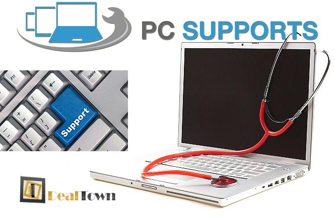 10€ service laptop με ΔΩΡΕΑΝ ΠΑΝΕΛΛΑΔΙΚΗ με παραλαβή και παράδοση στον χώρο σας. Περιλαμβάνει εγκατάσταση windows, τεχνικό έλεγχο, εσωτερικό καθαρισμό, διάγνωση, ενημέρωση, επισκευή, αναβάθμιση, backup, εγκατάσταση drivers και περιφερειακών συσκευών ανεξαρτήτως χρόνου μέχρι την λύση της επισκευής. Προσφορά από την PC Supports στον Άλιμο!! εικόνα