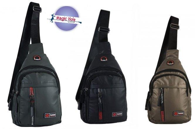 11.90€ Αδιάβροχο bodybag με θύρα USB με παραλαβή από το Magic Hole στην Αθήνα ή 14.90€ πανελλαδική αποστολή στο χώρο σας. εικόνα