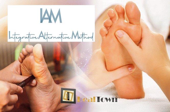 15€ για μια συνεδρία ρεφλεξολογίας ποδιών ή βεντούζες στο IAM WELLNESS στους Αγίους Αναργύρους (Σταθμός Προαστιακού ΠΥΡΓΟΣ ΒΑΣΙΛΙΣΣΗΣ).