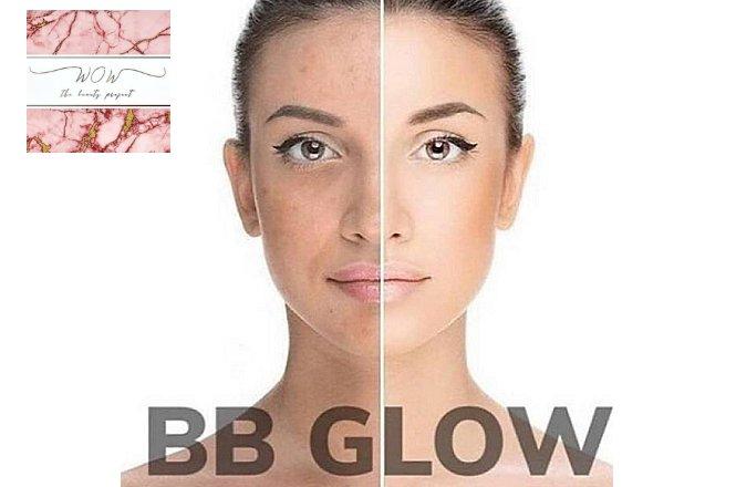 69€ Glow θεραπεία που περιλαμβάνει μεσοθεραπεία με ορούς & ημιμόνιμο μακιγιάζ προσώπου διάρκειας 6 μηνών που καλύπτει ατέλειες, σπυράκια & διχρωμίες στον υπέροχο χώρο ομορφιάς WOW The Beauty Project στον Νέο Κόσμο ή στην Καλλιθέα!!!!Πείτε ΑΝΤΙΟ στο make up!!